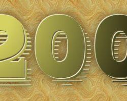 """200"""