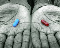 Crvena i plava pilula