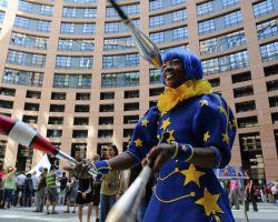 Plutaj Evropo!
