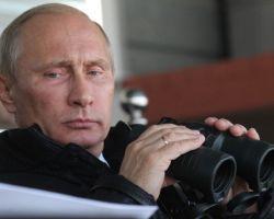 Putin dolazi - Međunarodno popreki pogled