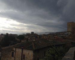 Strah u Toskani