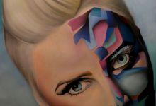 Resodent evil_Suvi pastel na papiru_100 x 70 cm_2015