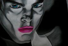 Shadow_Soft pastel on paper_74x121cm_2013 (2)